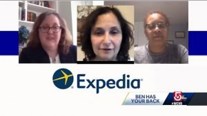Airline customers entitled to refunds being refused by Expedia